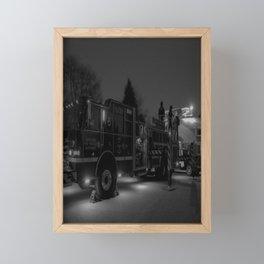 Station 6 Framed Mini Art Print
