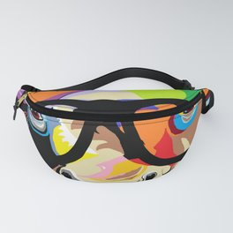 """Hipster Bison """"Buffalo"""" Fanny Pack"""