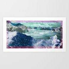 water is life Art Print