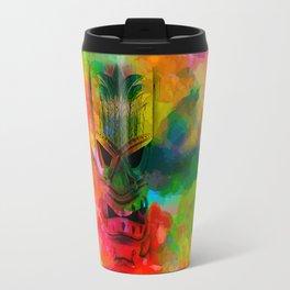 Tiki Kara Travel Mug