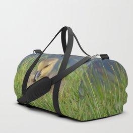 Fluffy Duffle Bag