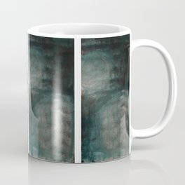 from a distance (earth interrupted V) Coffee Mug