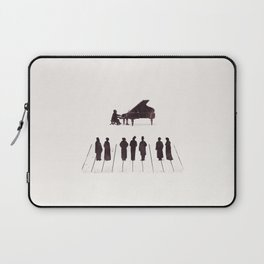 A Great Composition Laptop Sleeve
