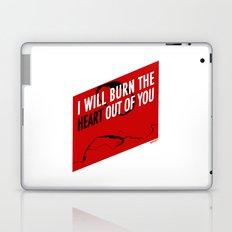 SHERLOCK Moriarty Print Laptop & iPad Skin