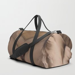 Silk Duffle Bag