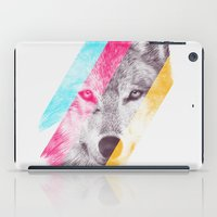 eric fan iPad Cases featuring Wild 2 by Eric Fan & Garima Dhawan by Garima Dhawan