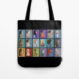 She Series Collage - Version 2 Tote Bag