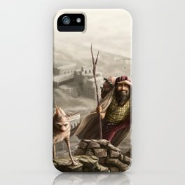 The travellers  iPhone Case