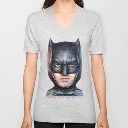 Bat Bobble Unisex V-Neck