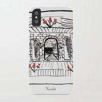 hamlet iPhone & iPod Cases featuring Hamlet by Foxfocus