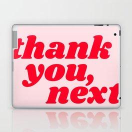 thank you, next Laptop & iPad Skin