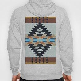 American Native Pattern No. 133 Hoody
