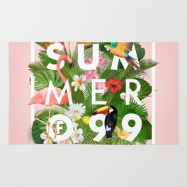 SUMMER of 99 Rug