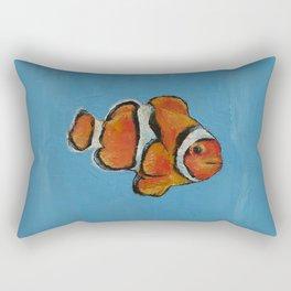Clownfish Rectangular Pillow