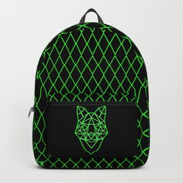 Sly Fox Green Backpack