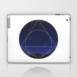Magical Universe - Geometric Photographic Laptop & iPad Skin