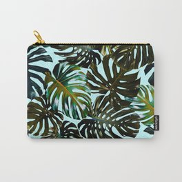TROPICAL GARDEN XI Carry-All Pouch