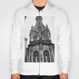 Gothic French Architecture Hoody