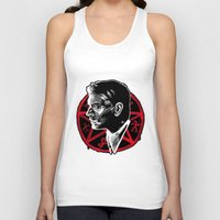 supernatural Tank Tops featuring Supernatural by Grace Mutton