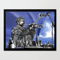 DIZZYWORLD Canvas Print