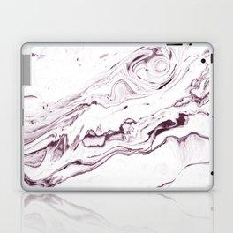 Marble effect paint 02 Laptop & iPad Skin