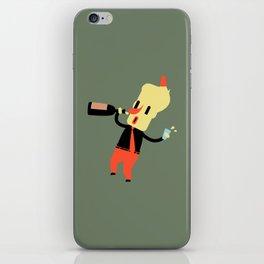 Clive (Alt) iPhone Skin