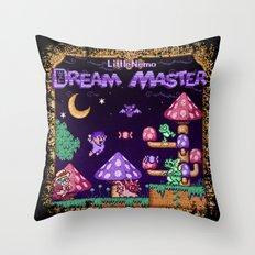 Master Dreamer Nemo Little Throw Pillow