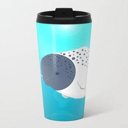 Fat Narwhal Travel Mug