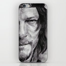 Half of Norman iPhone Skin