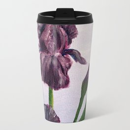 3 Irises Travel Mug