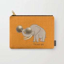 Trunk Day Carry-All Pouch