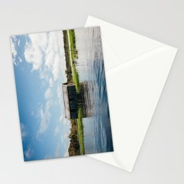 House on Water Stationery Cards