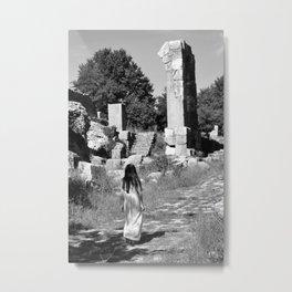 Carsulae Metal Print