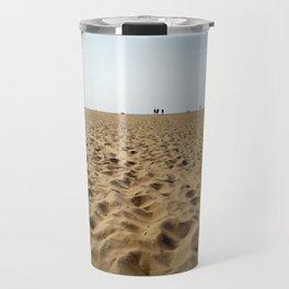 Jacob Riis Beach in Queens, New York City Travel Mug