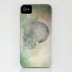 Vintage Skull iPhone (4, 4s) Slim Case