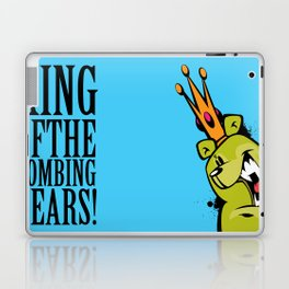 illsurge : King Of The Bombing Bears (2) Laptop & iPad Skin