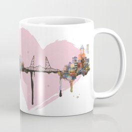 Hawthorne Heart Coffee Mug