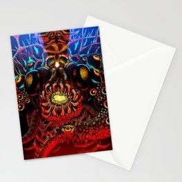 Demonic Stationery Cards