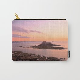 Saint-Malo Twilight Coast Carry-All Pouch