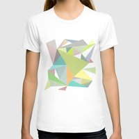 nordic T-shirts featuring Nordic Combination 11 by Mareike Böhmer