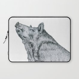 First, take a long jog, then reward yourself by eating like a hog! Laptop Sleeve