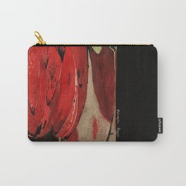 Flowers Drowning series - Protea Carry-All Pouch