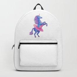 Unicorn Ballerina Backpack