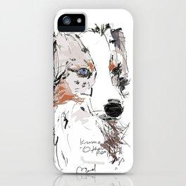 OPD Kuma iPhone Case