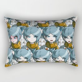 Nagisa Shingetsu Rectangular Pillow