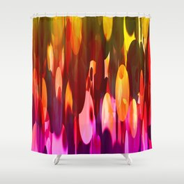 Tropical Fantastique Shower Curtain