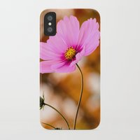 cosmos iPhone & iPod Cases featuring Cosmos by LudaNayvelt