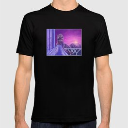 Here I Stand In The Light Of Day T-shirt