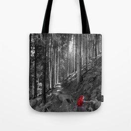 Chaperon rouge Tote Bag