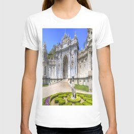 Dolmabahce Palace Istanbul T-shirt